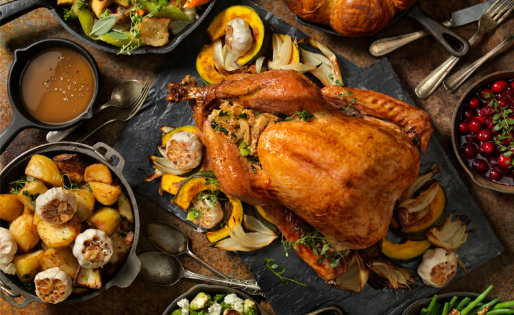 Food Safety for Thanksgiving
