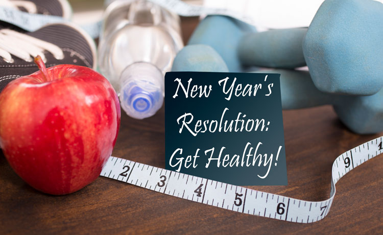 Get Healthy in the New Year