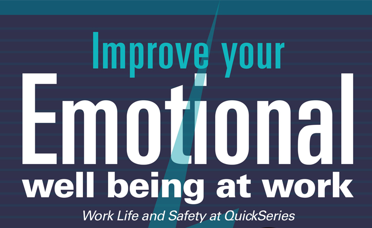 Improve your emotional wellbeing at work