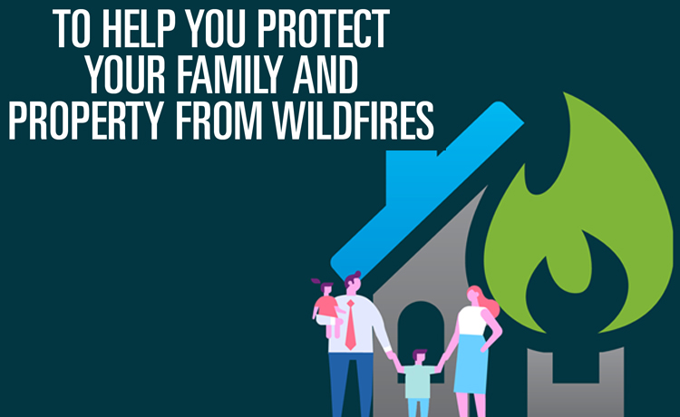 wildfire prevention safety tips