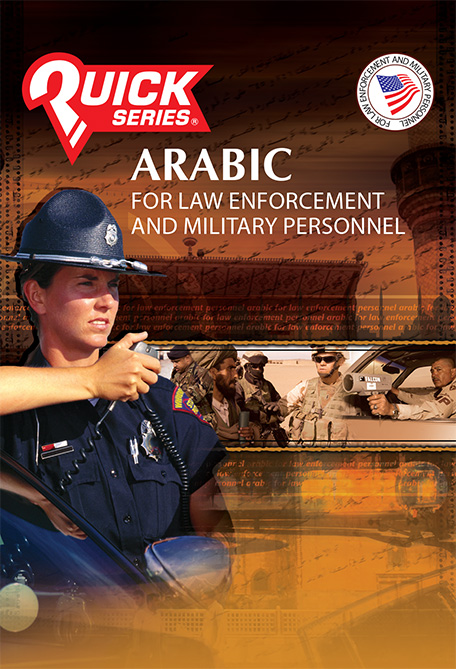 Arabic for Law Enforcement and Military Personnel
