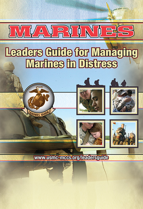 MARINES - Leaders Guide for Managing Marines in Distress