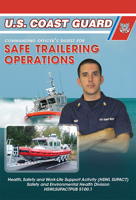 USCG - Safe Trailering Operations
