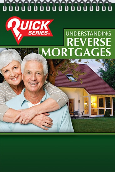 Pocket Guide cover - Understanding Reverse Mortgages