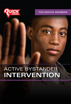 Active Bystander Intervention for Service Members