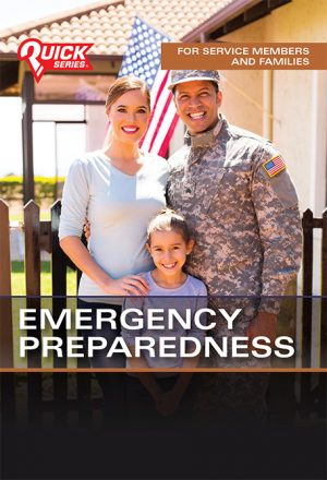 Emergency Preparedness for Service Members and Families