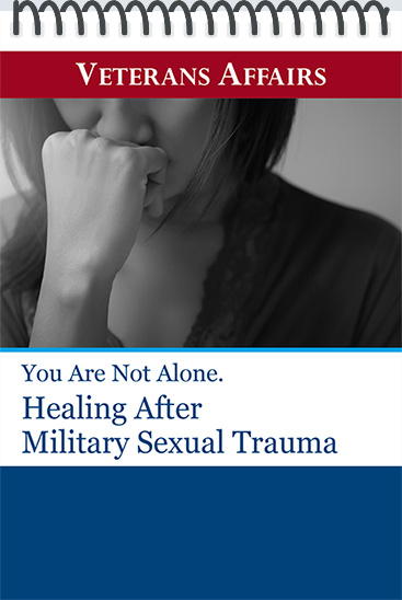 Pocket Guide - VA - You Are Not Alone. Healing After Military Sexual Trauma